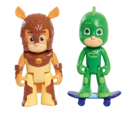 PJ Masks Figurine Set Gekko+Armadylan