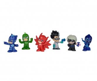 PJM Mini Figurine Set
