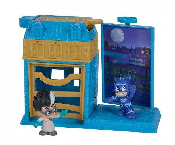 PJ Masks Mini Action Playsets Catboy