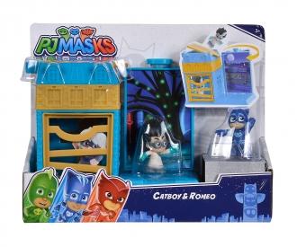PJM Mini Action Playsets Catboy
