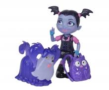 Vampirina Figur Vampirina und Wolfie