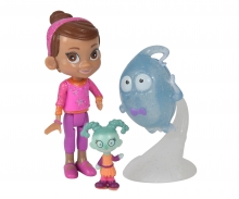 Vampirina Figurine Poppy and Demi