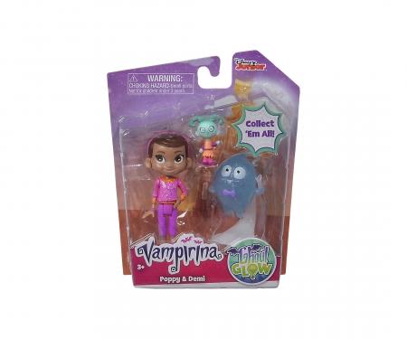 Vampirina Figurine Poppy and Demi