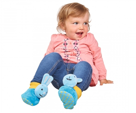 KiKANiNCHEN Rattle Shoes