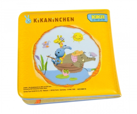 KiKANiNCHEN Bathing Book