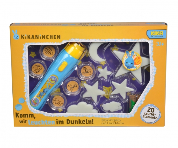 KiKANiNCHEN 10 Years Light Projector