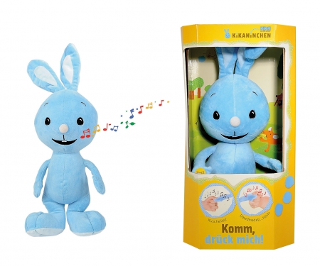 KiKANiNCHEN Sing with me Plush