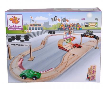 Eichhorn Porsche Racing Set, 31-tlg.
