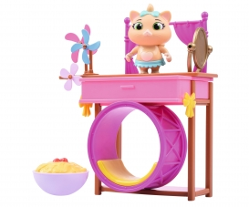 44 CHATS DELUXE PLAYSET/PILOU