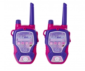 Pink Drivez Walkie Talkie