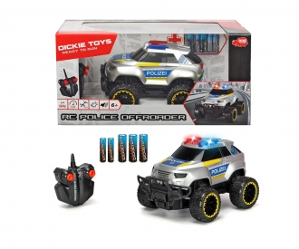 RC Police Offroader, RTR
