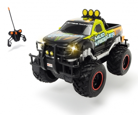 RC Ford F150 Lightning SVT - Mud Wrestler, RTR
