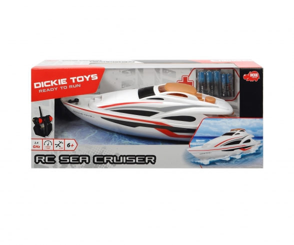 RC Sea Cruiser, RTR