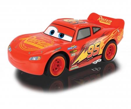 RC Cars 3 Turbo Racer Lightning McQueen 1:24