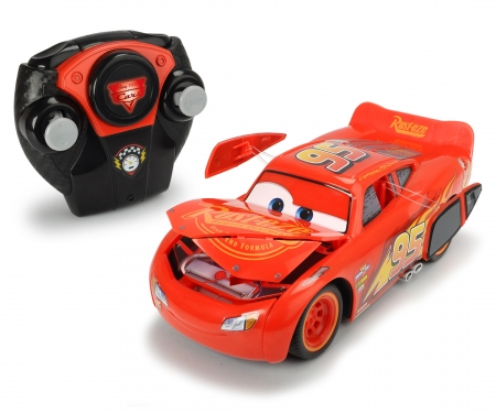 RC Crash Car Lightning McQueen