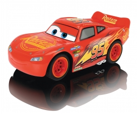 Voiture télécomandée Cars 3 Lightning McQueen Turbo Racer