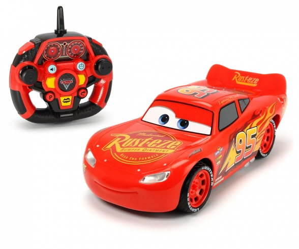 RC Cars 3 Ultimate Lightning McQueen 1:16