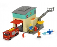 Sam Feuerwehr Station