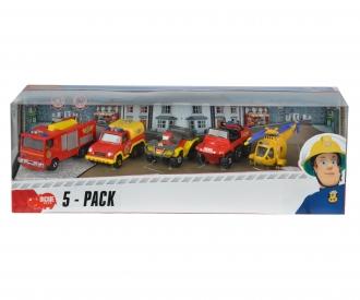 Firman Sam 5 Pack