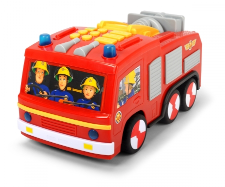 Fireman Sam Super Tech Jupiter