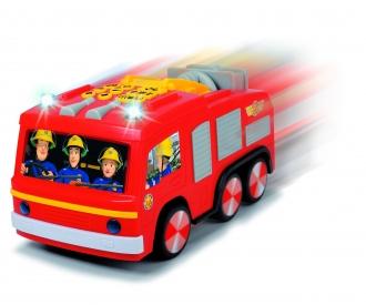 Fireman Sam Super Tech Jupiter