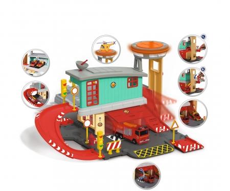 Feuerwehrmann Sam Feuerstation