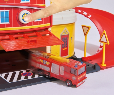 Fireman Sam Fire Rescue Centre