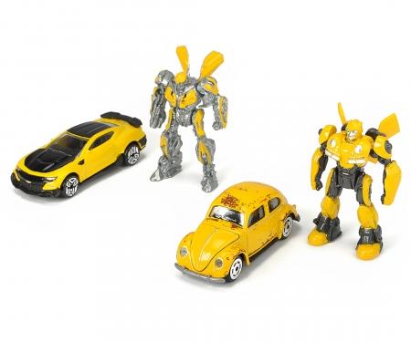 Transformers Bumblebee M6 4-Pack