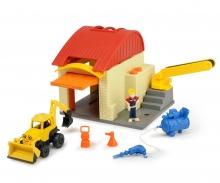 Set de jeu garage Bob le bricoleur