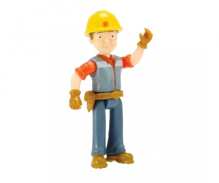 Bob der Baumeister Action-Team Hubi + Bob