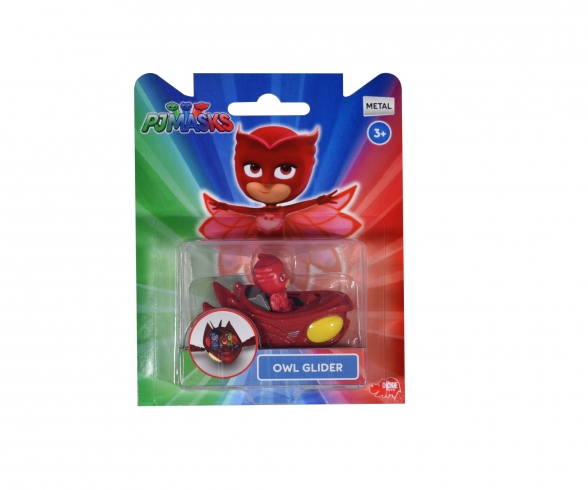 PJ Mask Single Pack Owl-Glider