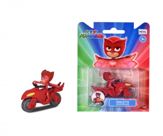 PJ Masks Single Pack Owlette Rover