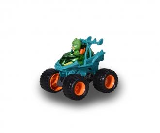 PJ Masks Gecko auf Mega Wheels