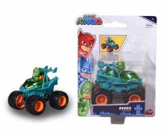 PJ Masks Gekko on Mega Wheels