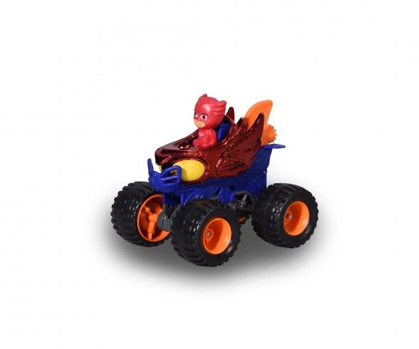 PJ Masks Owlette on Mega Wheels