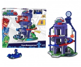 PJ Masks Team Headquarter incl. 1 Die-Cast vehicle Cat-Car