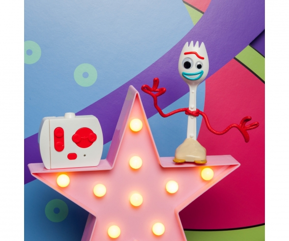 Toy Story IRC Forky