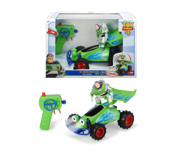 RC Toy Story Crash Buggy
