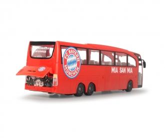 FC Bayern Touring Bus