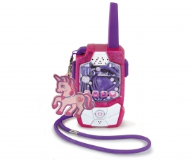 Talkie-walkie Pink Drivez