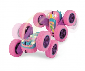 Radiocontrolled Flippy in pink color
