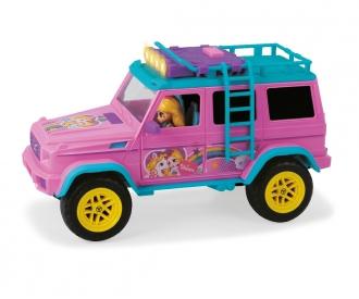 Pink Drivez Unicorn Trailer