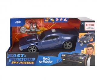 F& F Spy Racers Ion Thresher 1:24