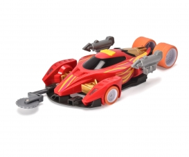 F& F Spy Racers Rally Hyper Fin 1:24