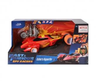 F& F Spy Racers Rally Hyper Fin 1:24
