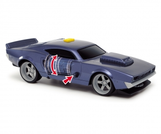 F& F Spy Racers Feature Ion Tresher 1:16