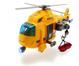 Rescue Copter A/Lumiere-Son (Bo,15cm)