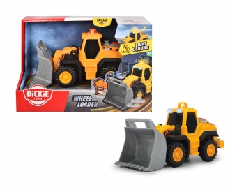 Wheel Loader with light and sound