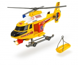 Air Patrol Rescue Helicopter