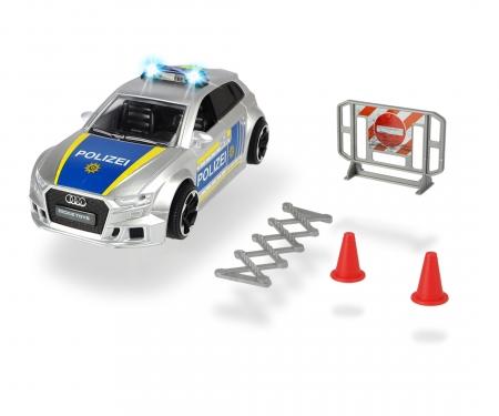 Audi RS3 Police